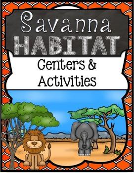 Savanna Habitat