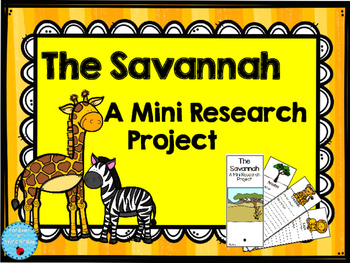 Savannah Research Project