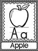 Save My Ink Alphabet Line