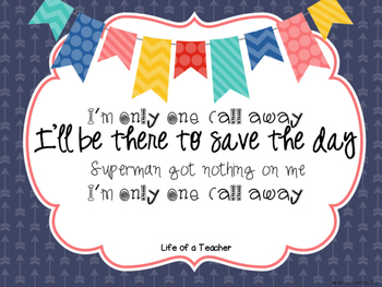 Save The Day Quote Freebie