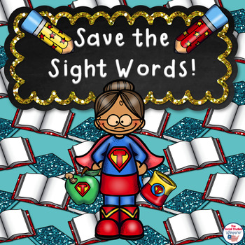 Save the Sight Words!