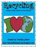 Saving the Earth by Reducing, Reusing, and Recycling