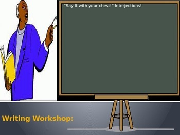 """""""Say It With Your Chest!  Interjections! Cornell Notes"""