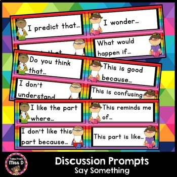 Discussion Prompts
