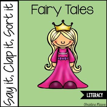 Fairy Tale Syllables (3 Pigs and Goldilocks)