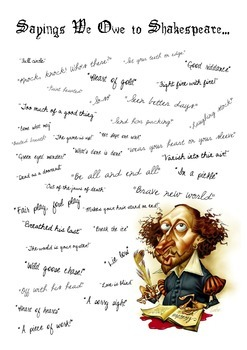 Sayings We Owe to Shakespeare