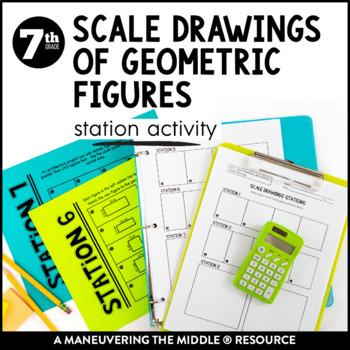 Scale Drawings of Geometric Figures