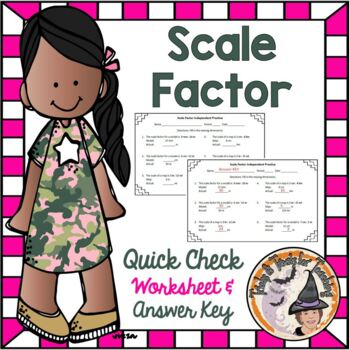 Scale Factor Proportions Proportional Practice Worksheet h