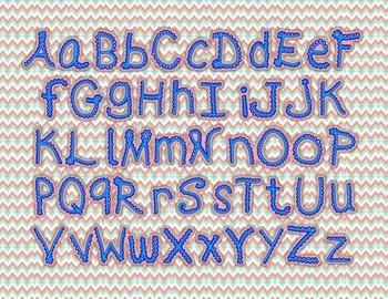 Scalloped Font Freebie
