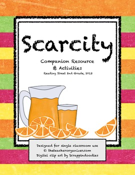 Scarcity - Reading Street, 2nd Grade, 2013