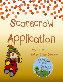 Scarecrow Application