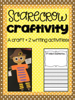 Scarecrow Craftivity