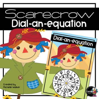 Scarecrow Dial-a-Sum