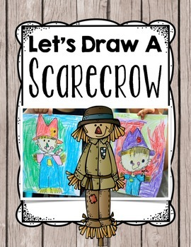 Scarecrow Directed Drawing