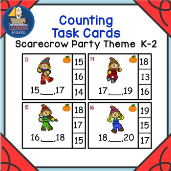 Scarecrow Finding the Number that Comes Between Two Given Numbers
