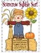 Scarecrow Fun Math & Literacy Centers