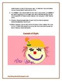Scarecrow Glyph Activity