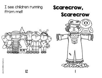 Scarecrow, Scarecrow Book
