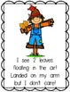 Scarecrow Shared Reading Pack   ~Book, Class Story Re-Writ