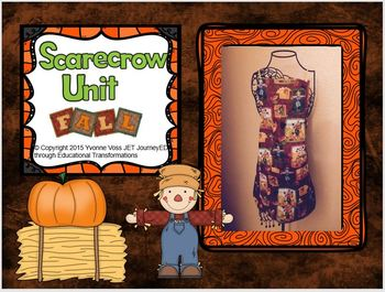 Scarecrow Unit (Literacy and Math Activities)