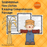 Scarecrows- Non-fiction Reading Comprehension