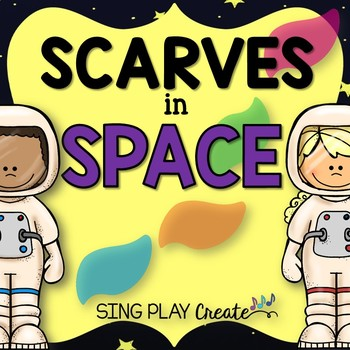 Creative Movement Scarf and Ribbon Activities and Brain Br