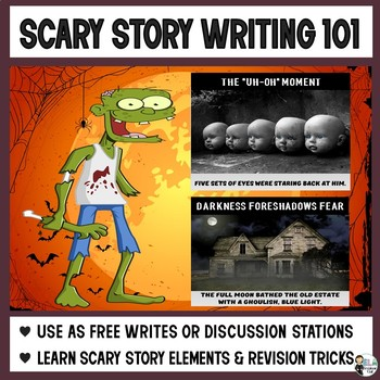 Scary Story Writing 101