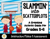 Graphing Scatterplots Guide-Activities/Stations/Interactiv