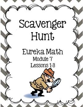 Scavenger Hunt Module 7 Lessons 1-3