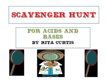Scavenger Hunt for Acids