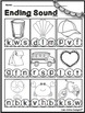 Back to School Math and Literacy Packet - Freebie Preview