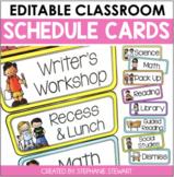 Schedule It! (Bright Schedule Cards)
