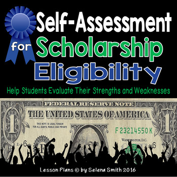 Scholarship Self-Assessment for Students