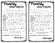 Scholastic Book Order Letter to Parents (Bilingual: Englis