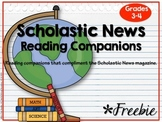 Scholastic News/Science Spin Reading Companions
