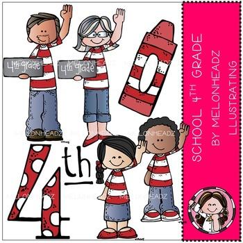 School 4th mini combo pack by Melonheadz