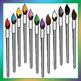 School / Art Clip Art Set