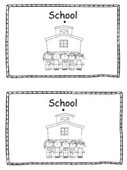 School- Book
