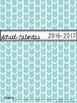 School Calendar: February-April 2016