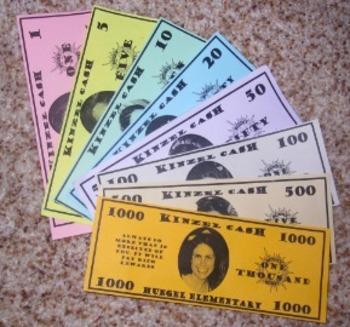 School Cash / Classroom Cash
