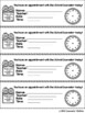 School Counseling Appointment Pass Pack