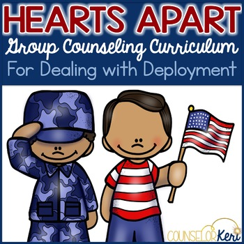 School Counseling Group Curriculum: Hearts Apart - Dealing