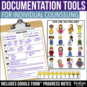 School Counselor Documentation Pack #octoberfestsale