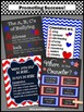 School Counselor Office Door Sign + Motivational Quote Pos