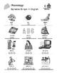 School - Curriculum‐Based Language Enrichment Worksheets &