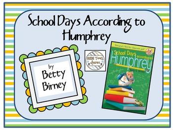 School Days According to Humphrey PowerPoint Presentation