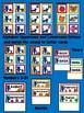 School Days {Calendar, Letter Cards, Sound Cards} Kindergarten
