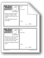 School Days (Grade 2 Daily Word Problems-Week 3)