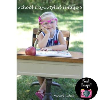School Days Styled Image 6