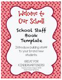 School Helpers Book